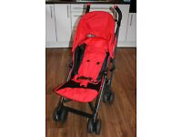 Silver Cross Pop chilli stroller