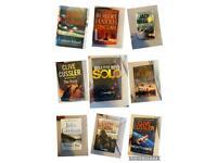Job Lot Books (30+) - Grisham, McNab, Cussler etc