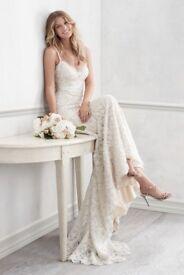 Beautiful Wtoo Elise lace wedding dress