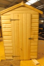 New garden shed