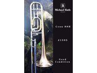 Conn 88H Bb/F Tenor Trombone