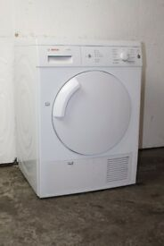 Bosch 7kg Condenser Sensor Dryer Excellent Condition 6 Month Warranty Delivery Available