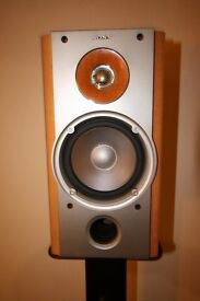 Sony SS-NX1 Stereo Speakers. (Stands not included)