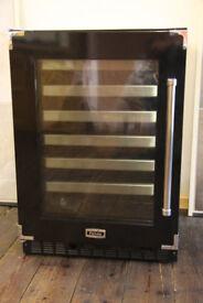Falcon Deluxe Wine Cooler (Ex Display) Colour Black