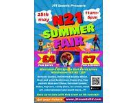 Fun Day N21 Summer Fair