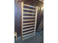 Single Pine Bed FREE to collect in Claygate, Surrey