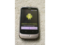 HTC Wildfire - Unlocked Smartphone