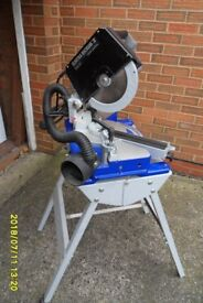 Electra Beckum KGS331 Saw with Stand