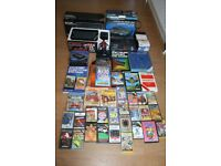 original zx spectrum with games and accessories