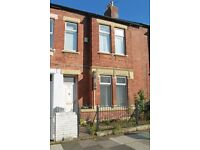 4 BED HOUSE AVAILABLE TO RENT. NEWCASTLE UPON TYNE. NO DEPOSITS.