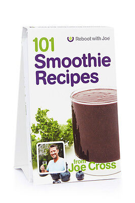 101 Smoothie Recipes Reboot With Joe Weight Loss Via Juicing Joe Cross