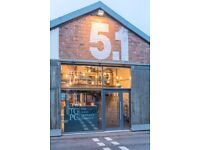 Desk space to rent at Paintworks, BS4