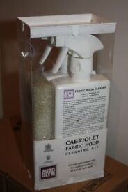 Fabric Cleaning Hood Kit