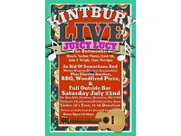 Kintbury Live, charity festival headlined by blues rock legends juicy lucy, find event on fb