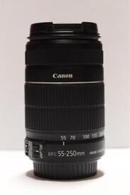Canon EF-S 55-250mm f/4-5.6 IS II