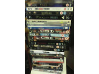 Over 20 dvd boxsets bulk sale
