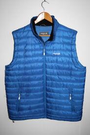 Regatta Great Outdoors Men's Unisex Bodywarmer Gilet Blue Lightweight XL EUR 56