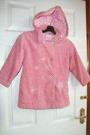 3-4 years old coat