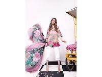 Original Sana Safinaz Muzlin 2017 Collection Maria B Gul ahmed SANA SAFINAZ