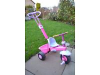 Tricycle - Smart Trike Plus - 3 stages