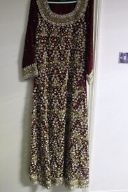 Asian Bridal Lengha