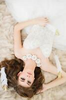 Look flawless on your big day! Book The Studio Makeup & Hair!