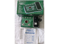 Zoom A2.1U Acoustic Effects Pedal - EXCELLENT CONDITION