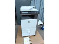 Sharp MX-4100N A4 Laser Colour Printer Photocopier Copier and Scanner MFP