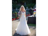 David Tutera, Bespoke Size 8 Wedding Dress
