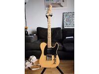 Fender Classic Player Baja Telecaster Blonde Guitar