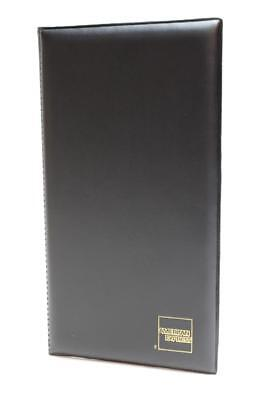 Amex Or Discover Double Panel Check Presenter Restaurant Bill Server Book New