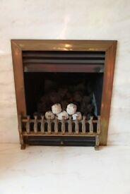 Coal effect Gas Fire - Verine Zephyr
