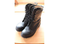 British Army Boots (size 8)
