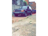 Jeep Cherokee years MOT!