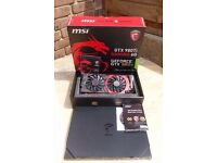 MSI NVIDIA GeForce GTX 980 Ti (6144 MB) (GTX980TIGAMING6G) Graphics Card