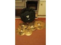 Sabian Pro Sonix Set - WITH a Cymbal Bag and Free Splash