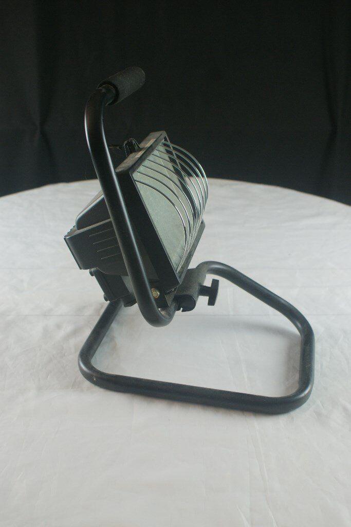 Portable Halogen Light.
