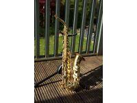 Saxophone Yamaha Yas-275 Alto hardly used