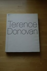Terence Donovan 'The Portraits' hardback book (2000)