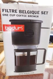 Bodum One Cup Coffee Brewer