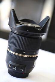 Tamron A700E SP 24-70mm F2.8 DI VC USD Lens For Canon