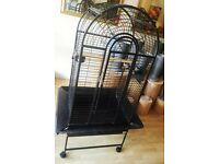 X Large Bird cage with seed catcher * Great conditon *