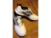 Nike golf shoes size 8.5 worn twice