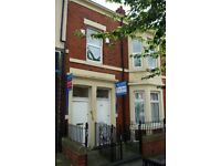 Two bedroom ground floor flat, located on West Road