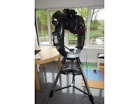 Celestron CPC 925 GPS (XLT) Telescope and accessories