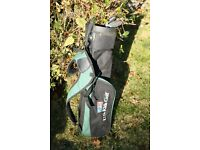 Young Boys Golf Bag and Clubs