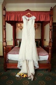 Justin Alexander 8656 wedding dress