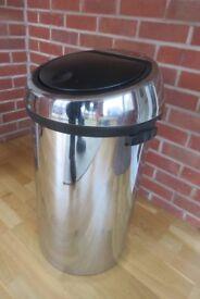 brabantia flip top waste bin