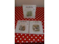 Tom Kitten Tales and Peter Rabbit tales - Beatrix Potter boxed set