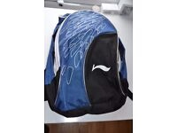 LI NING backpack used only twice 25-30L